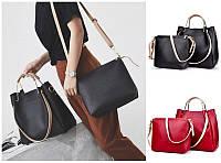 Женская сумка классическая в наборе сумка через плечо Tiffany