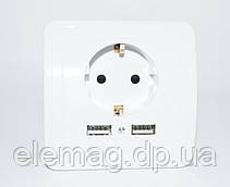 Розетка 220В + 2 USB порта