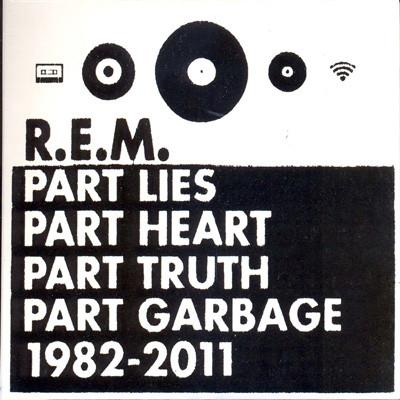 R.E.M. Part lies 2CD