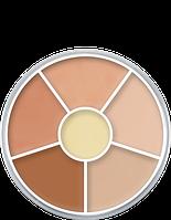 Тональный крем ULTRA FOUNDATION COLOR CIRCLE в шайбе 6 оттенков
