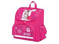 Herlitz Ранец Mini Soft Bag Pretty Pets Cat. Размер 24х26х14 см