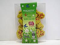 Шоколадные фигурки Magnetic мини цыплята 100г, фото 1