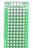 Монтажная макетная плата PCB 2x8 двухсторонняя, фото 3