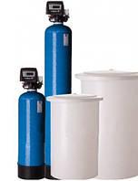 Умягчители воды колонного типа