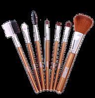 Профессиональный набор кистей для макияжа Relouis 7 шт. SB1214