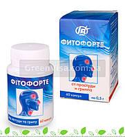 Капсулы ФИТОФОРТЕ - капсулы от простуды и гриппа
