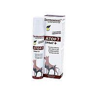 """Успокаивающая эмульсия для кошек и собак """"ATOP 7® Spray+"""", Dermoscent™ (75мл)"""