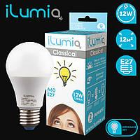Ilumia LED  A-60 / 12 Вт / 4000К (нейтральный белый) (005), фото 1