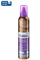 Пена для волос объем Balea Power Volume Mousse 250мл