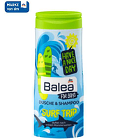 Гель для душа + шампунь Balea Surf trip for boys 300 ml