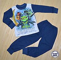Пижама нинзяги размеры на 2-7 лет, фото 1