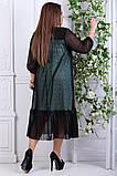 Модное женское платье в размерах 50-56, фото 5