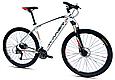 """Горный велосипед WINNER GLADIATOR 29"""" 20"""" Бело-Красный 2018, фото 2"""