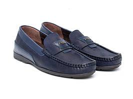 Мокасини Etor 14566-7383-1 синій