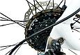 """Горный велосипед WINNER GLADIATOR 29"""" 20"""" Бело-Красный 2018, фото 7"""