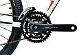 """Горный велосипед WINNER GLADIATOR 29"""" 20"""" Бело-Красный 2018, фото 6"""