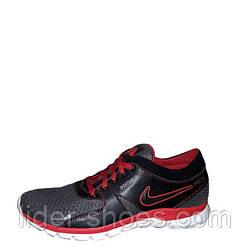 Кроссовки мужские Nike сетка на шнуровке