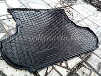 Коврик в багажник MITSUBISHI Outlander XL с 2007 г. (без сабвуфера) полиуретан