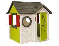 Дом На берегу моря с колокольчиком, ключом, 120х115х135 см, 2 +