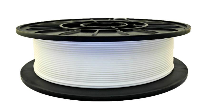 Белый HIPs пластик для 3D печати (1.75 мм/0.5 кг), фото 2