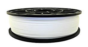 Белый HIPs пластик для 3D печати (1,75 мм/0,75 кг)
