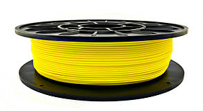 Желтый HIPs пластик для 3D печати (1.75 мм/0.5 кг)