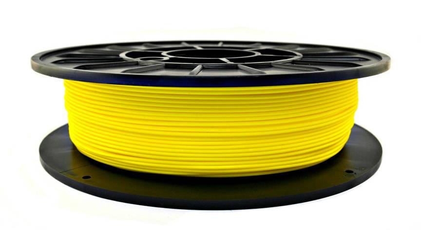 Желтый HIPs пластик для 3D печати (1.75 мм/0.5 кг), фото 2