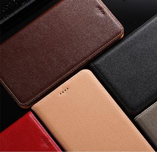 """HTC ONE M7 801 оригинальный кожаный чехол книжка из натуральной кожи магнитный противоударный """"PLATINUM C"""""""