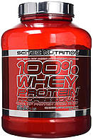 Scitec Nutrition Whey Protein Professional 2.3 kg (шоколад)