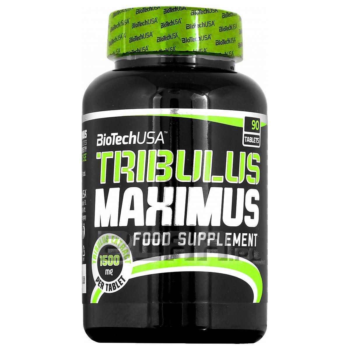 Трибулус BioTech Tribulus Maximus 90 tabs