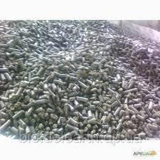 Пеллеты из лузги подсолнечника от производителя