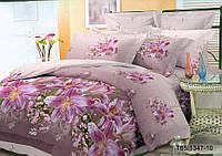 Полуторное постельное белье полиСАТИН 3D (поликоттон) 851347