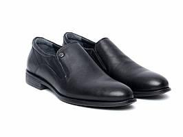 Туфли Etor 10271-7257 черные