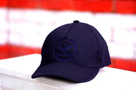 Кепка Adidas синего цвета