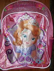 Рюкзак з Софією Disney Оригінал Америка.