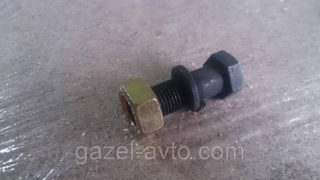 Болт вала кардана с гайкой и гровером Газель,Волга,УАЗ скрученный (пр-во Авто Престиж)