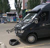 Козырек на лобовое стекло  Volkswagen LT/Sprinter TDI/CDI 1995-2005, фото 1