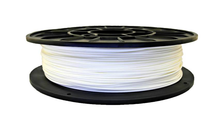 Нить ABS Premium (АБС) пластик для 3D принтера, Белый (1.75 мм/0.75 кг), фото 2