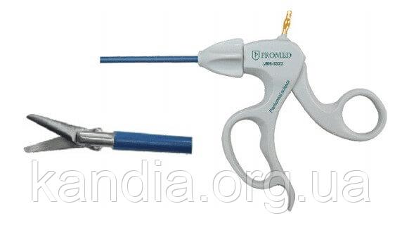 Лапароскопические прямые ножницы MGB