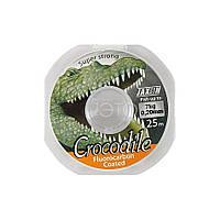 Флюорокарбон Jaxon Crocodile FluoroCarbon 0,20 mm 25 m