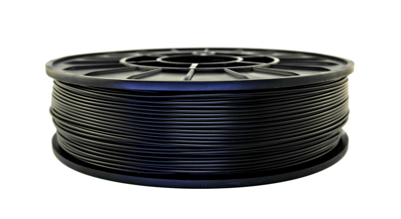 Нить ABS Premium (АБС) пластик для 3D принтера, Черный (1.75 мм/0.75 кг)
