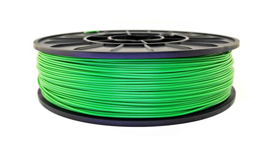 Салатовый (зеленый) ABS Premium  (1,75 мм/0,75 кг), фото 2