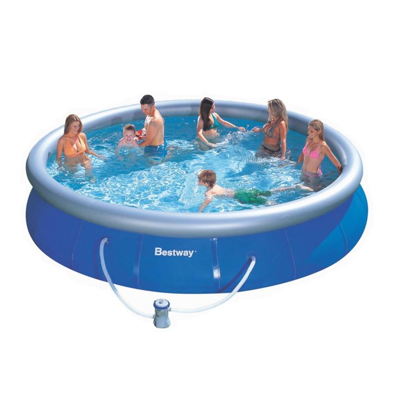 Надувной бассейн BestWay 57294 (457x107 см)