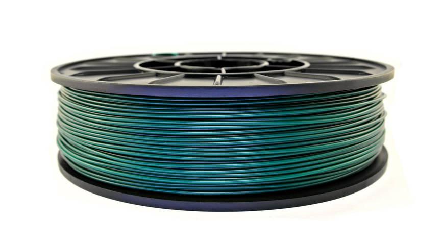 Темно-зеленый ABS Premium (1.75 мм/0.75 кг), фото 2