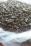 Пеллеты (гранулы) из лузги подсолнечника, фото 2
