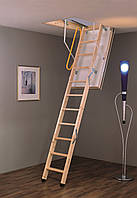 Чердачная лестница Polar Extrem Termo 120х70 Minka деревянная с супер теплой крышой