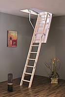 Чердачная лестница Tradition 120х70 Minka деревянная с утепленной крышой