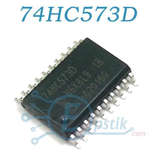 74HC573D, Микросхема логики, SOIC20