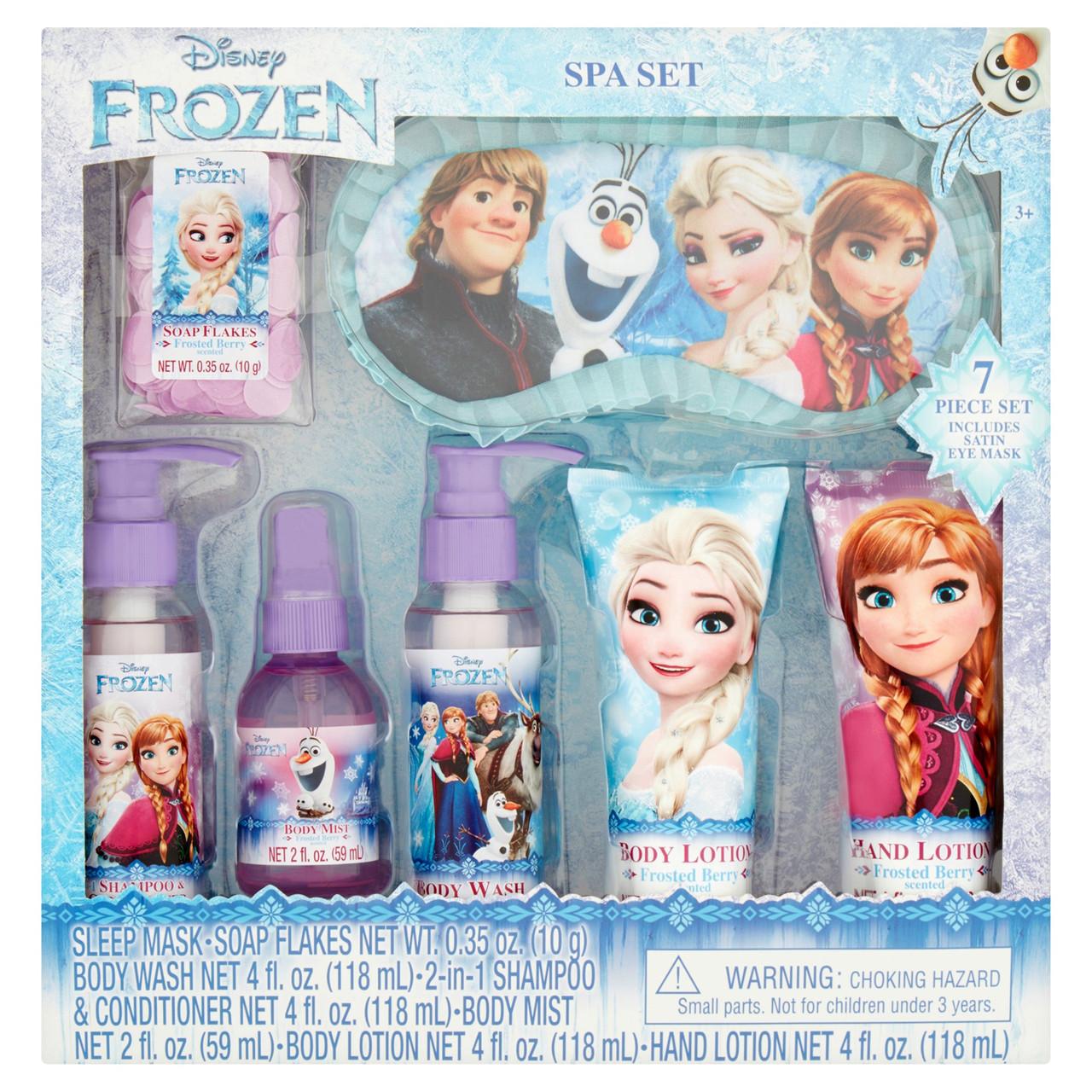 Набор для ванной Disney Frozen Spa Bath Gift Set