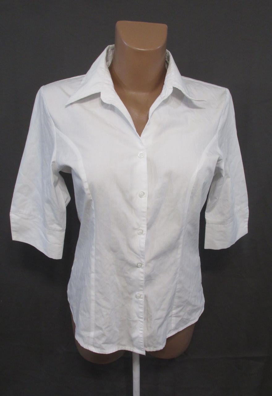 Блузка белая George, 12 (40), Как Новая!